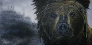 Out and About- Grizzly bear (SOLD)