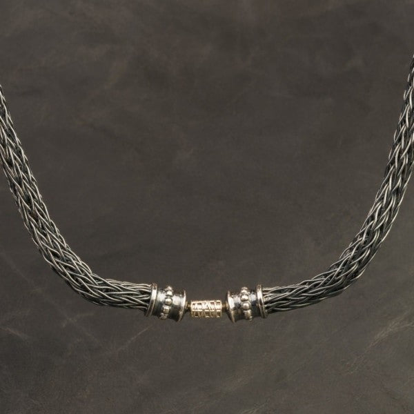 custom jewelry, silver, necklace, chain, llyn strong, greenville, south carolina