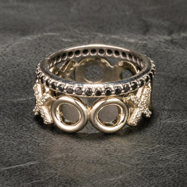 Custom Jewelry, ring, white gold, diamonds, llyn strong, Greenville, South Carolina