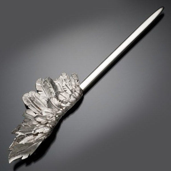 custom jewelry, silver, letter opener, llyn strong, greenville, south carolina