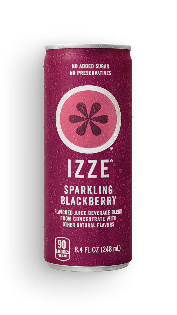 SPARKLING JUICE BLACKBERRY