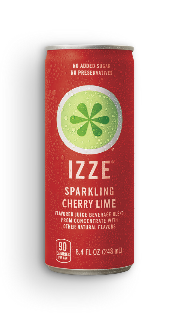 SPARKLING JUICE CHERRY LIME