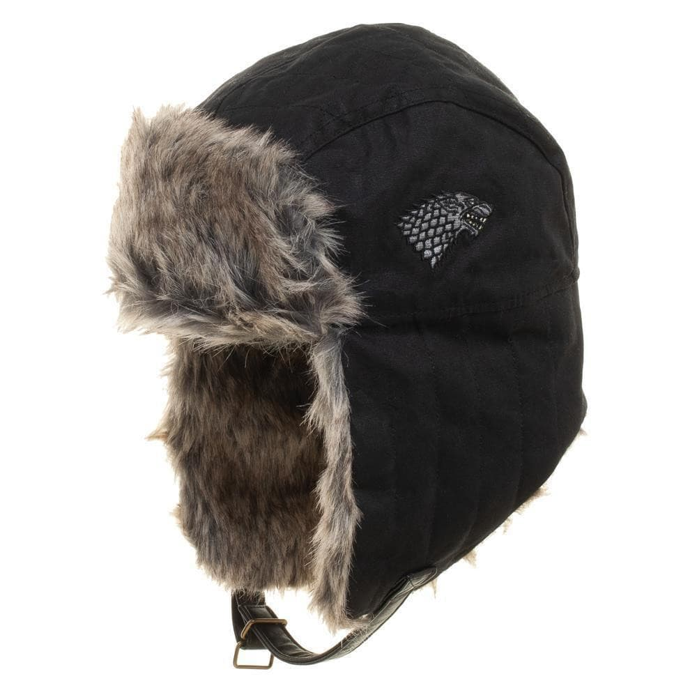 Game Of Thrones Faux Fur Trapper Hat Accessories - Omni Geek