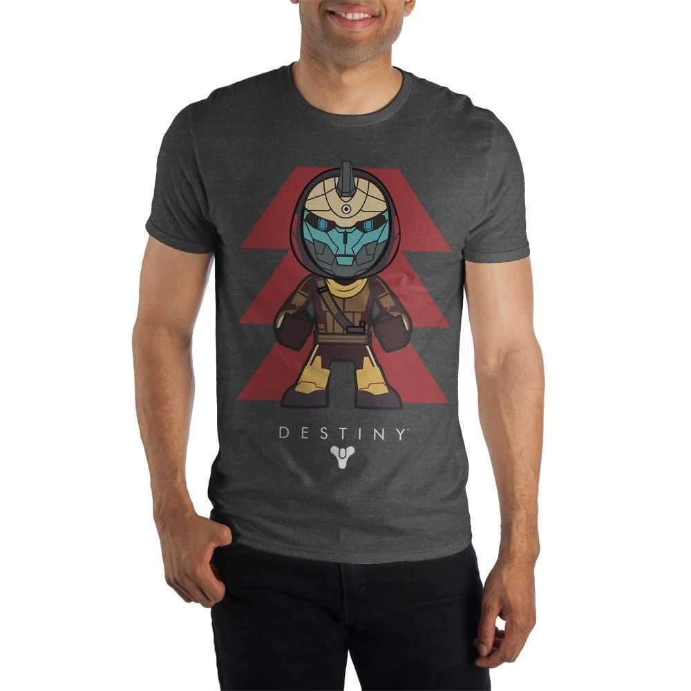 Destiny Hero Soldier T-Shirt Tops - Omni Geek