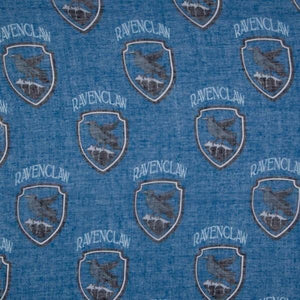 Harry Potter Ravenclaw Viscose Scarf Accessories - Omni Geek