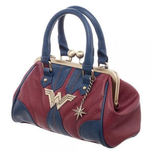 DC Comics Wonder Woman Costume Inspired Handbag Accessories - Omni Geek