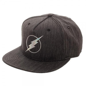 DC Comics Flash Iridescent Weld Woven Fabric Snapback Hat Accessories - Omni Geek