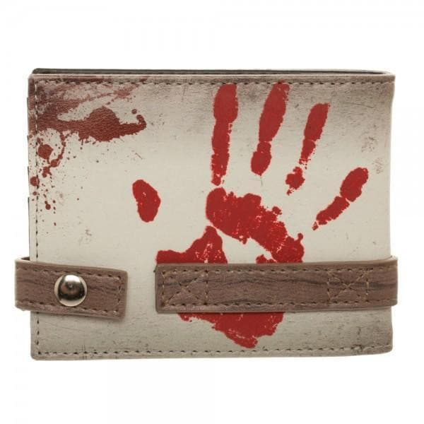 The Walking Dead Don't Open Bi-Fold Wallet Accessories - Omni Geek