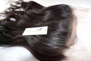 Amala Virgin Hair- Swiss lace- pre plucked- natural look- hair extensions- human hair- high quality hair- Indian hair- Cambodian hair- Peruvian Hair- 360 lace frontal-lace- Swiss lace- Wig install- Wavy 360 lace-frontal- Wave hair-