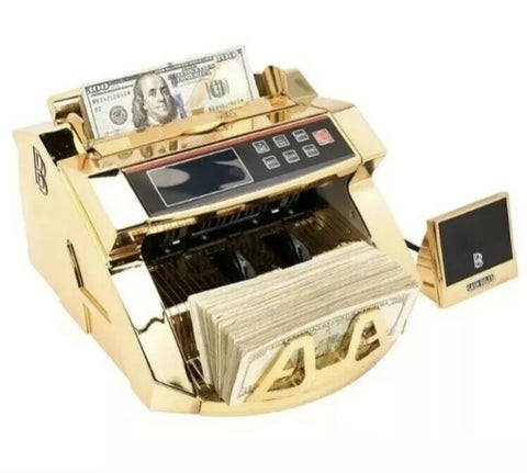 100% Authentic Ben Baller x NTWRK Gold Money Counter