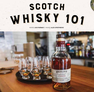 Scotch Whisky 101 | Eight PM