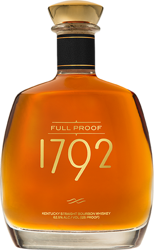 1792 Full Proof Kentucky Straight Bourbon Whiskey 750ml / 62.5%