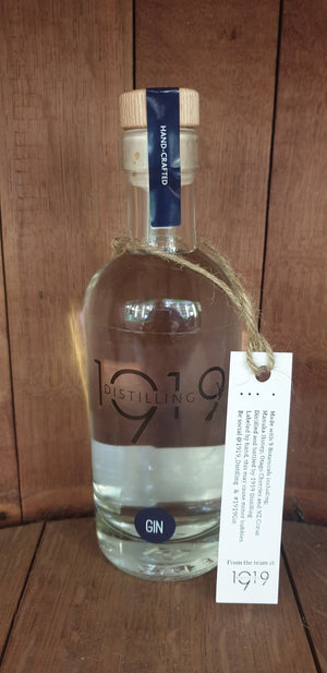 1919 HAND CRAFTED SMALL BATCH NZ GIN 200ml