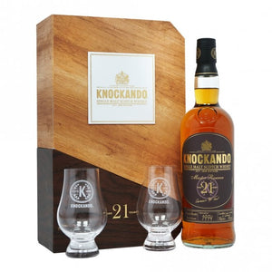 Knockando 21 Year Gift Box 1994 700ml