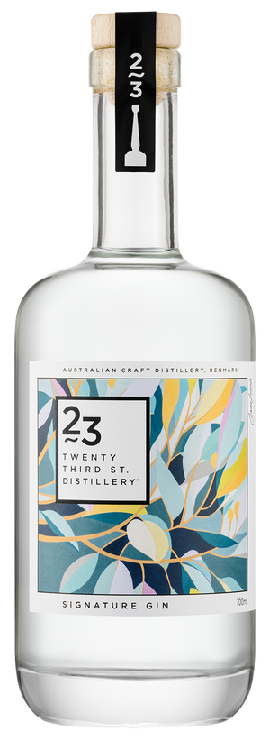 23rd Street Distillery - Signature Gin 700mL