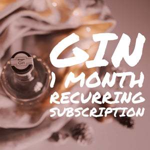 Gin 1 Month Subscription