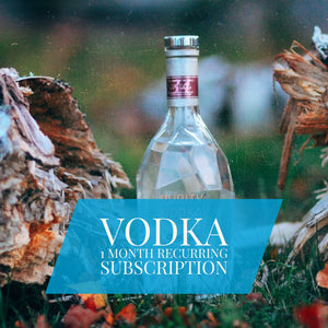 Vodka 1 Month Subscription
