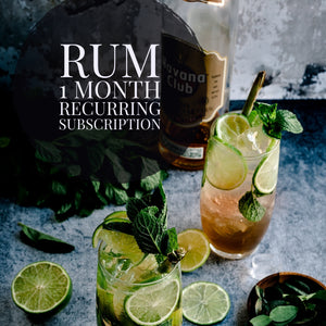 Rum 1 Month Subscription