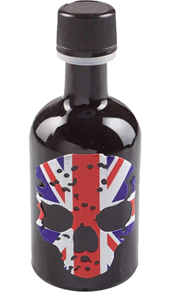 Ghost Union Jack Skull Vodka 50ml