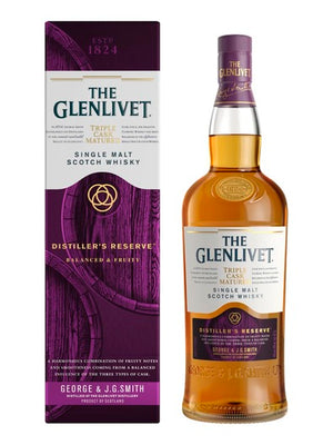 The Glenlivet Triple Cask Matured Distiller's Reserve 1000ml