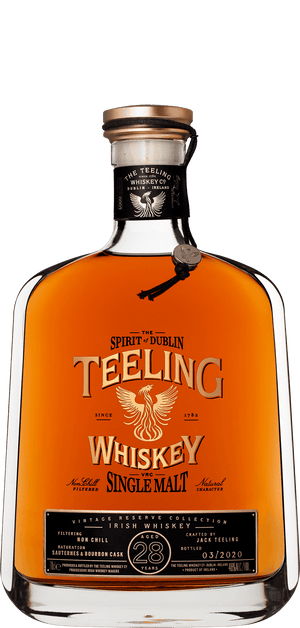 Teeling 28 Year Old - Vintage Reserve Collection 700ml