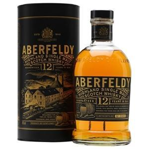 Aberfeldy 12yo Single Malt Scotch 700ml