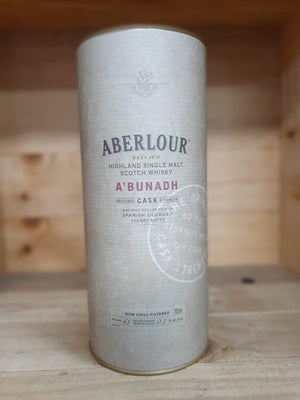 Aberlour A'Bunadh Batch 63 700ml 61%-Scottish Single Malts Speyside-Eight PM