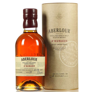 Aberlour A'Bundah Batch 59 700ml 60.9%-Scottish Single Malts Speyside-Eight PM