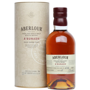 Aberlour A'Bundah Batch 61 700ml 60.8%-Scottish Single Malts Speyside-Eight PM