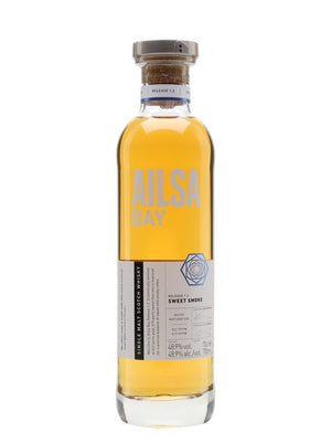 Ailsa Bay Sweet Smoke Single Malt Whisky 700ml