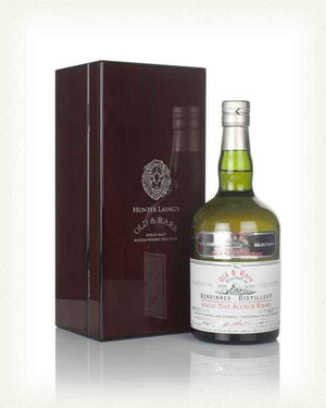 Benrinnes 40 Year Old 1979 - Old & Rare Platinum (Hunter Laing) 700mlScottish Single Malts SpeysideEight PM