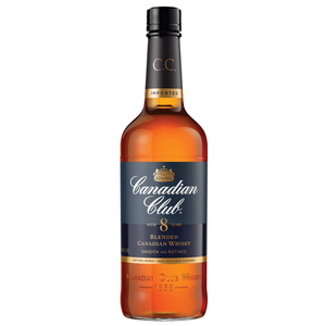 Canadian Club 8 Year Old 700 ML-Canadian Whisky-Eight PM