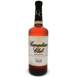 CANADIAN CLUB WHISKEY 700ml-Canadian Whisky-Eight PM