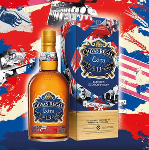 Chivas Regal Extra 13 Year Old American Rye Cask Blended Scotch Whisky 700mlScottish BlendsEight PM
