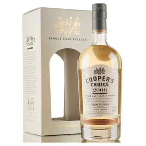 Cooper's Choice Croftengea Single Malt Whisky 46% 700ml 2006