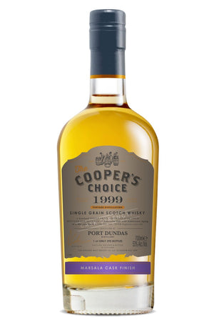 Cooper's Choice Port Dundas 18 Year Old 700ml