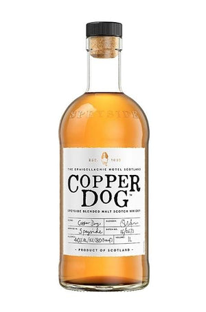 Copper Dog Speyside Blended Malt Scotch Whisky 1000mlScottish BlendsEight PM