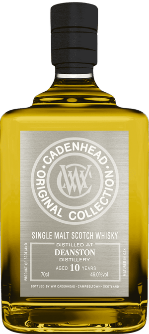 Deanston 10 Years Old Cadenhead Original Collection 700ml