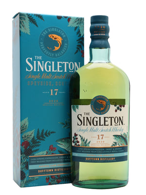 Singleton of Dufftown 2002 17 Year Old Special Releases 2020 700ml