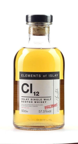 Elements of Islay Cl12 500mlScottish Single Malts IslayEight PM