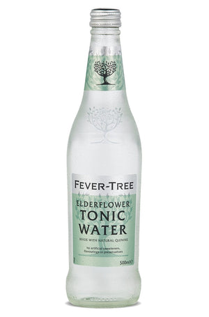 Fever Tree Elderflower Tonic Water 500ml