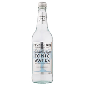 Fever Tree Naturally Light Tonic Water 500mlGinEight PM