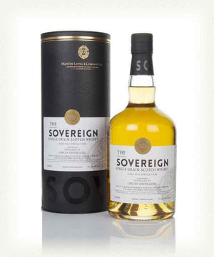 Girvan 'Sovereign' 1979 / 40 years old 51.2% 700mlScottish Single Malts LowlandEight PM