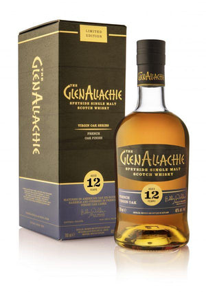 GlenAllachie 12 Year Old French Virgin Oak Finish
