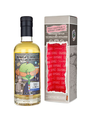 Glendullan 16 Year Old Batch 3 (That Boutique-y Whisky Company) 500mlScottish Single Malts SpeysideEight PM