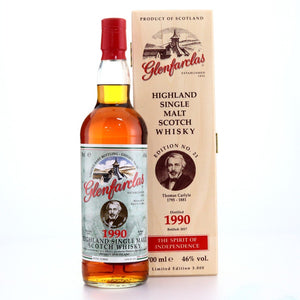 Glenfarclas - 1990 Edition No.21 Thomas Carlyle 700ml
