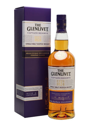 Glenlivet Captain's Reserve Single Malt Whisky 700ml