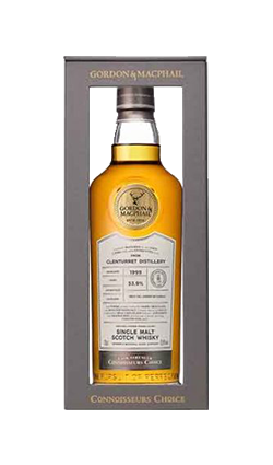 Glenturret 'Gordon & MacPhail' 1999 / 19 years old 53.9% 700ml-Scottish Single Malts Highland-Eight PM