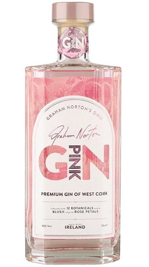 Graham Norton Irish Pink Gin 700mlGinEight PM