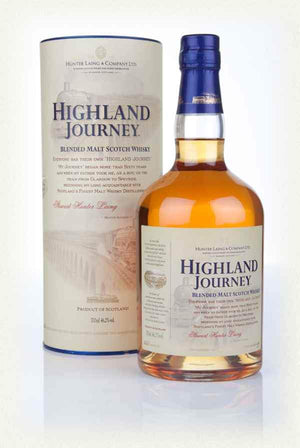 Highland Journey Blended Malt Scotch Whisky 700ml 46.2%-Scottish Blends-Eight PM